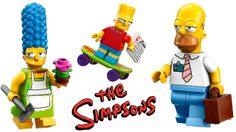 LEGO Simpsons House 71006 Officially Revealed MORE Pictures - Video
