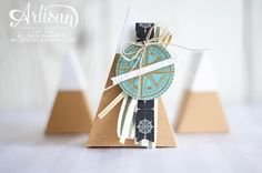 nice people STAMP!: Cutie Pie Thinlits Mountain Wedding Decor & Favours…