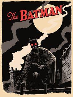 The Batman - Francesco Francavilla