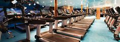 Have a fitness routine back home? There's no need to abandon ship - pun intended - while on vacation! Carnival's fitness center will keep you in shape! Cruise Travel, Cruise Vacation, Cruise Trips, Carnival Cruise Bahamas, Carnival Activities, Atlanta Travel, Carnival Breeze, Abandoned Ships, Family Cruise