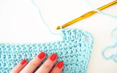 Crochet still remains a big trend this summer and in celebration of this month's Coache lla Festival I am going to show you how to mak...