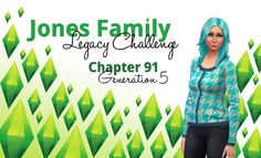 Keeping Up with the Joneses #91