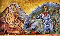 Ο Θεός «μιλάει» μέσα από τη δυστυχία… Biblical Art, Blog, Painting, Greek, Painting Art, Blogging, Paintings, Drawings