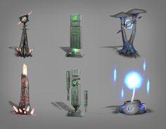N.0.N.E.: Obelisks by corndoggy