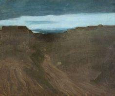 The Athenaeum - Night, Spain (Arthur Melville - ) (1891) Kelvingrove Art Gallery and Museum - Glasgow Painting - oil on canvas