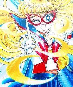 Sailor V (Minako Aino) from Codename: Sailor V