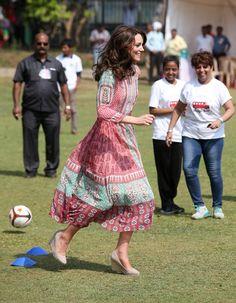 La India da la bienvenida a los Duques de Cambridge - Foto 4