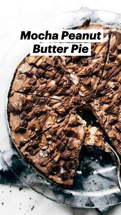 Just Desserts, Delicious Desserts, Yummy Food, Butter Pie, Peanut Butter, Tart Recipes, Baking Recipes, Pie Dessert, Dessert Recipes