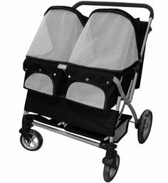 Black Double Pet Stroller Heavy Duty Side By Side with Large Wheels - Top of the Line MyPetStroller,http://www.amazon.com/dp/B00HQO0PGC/ref=cm_sw_r_pi_dp_UtSstb1XS5A1M18B