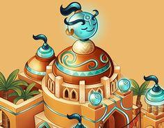 Ознакомьтесь с этим проектом @Behance: «Kingdom of Wonders» https://www.behance.net/gallery/18111647/Kingdom-of-Wonders