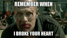 Merle! I miss his crazyness! :'(