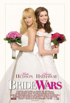 Bride Wars: I for one loved this chick-flick. Yes, it's a bit silly, yes, it's a bit dramatic, yes to all of it, but it's a movie! It's supposed to be like that. It's supposed to leave us feeling good, you know. Hopeful. Even if for a fleeting moment, It makes us believe in the magic and beauty of friends and love and coincidences. It was beautiful. So well, that's that. I rate it a 3.5/5. :)