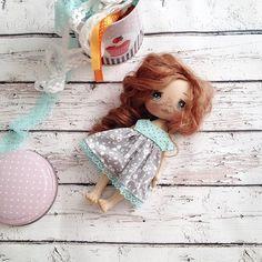 Куколка в процессе;) #кукла #куклы #куколка #олли #ручнаяработа #авторскаякукла…