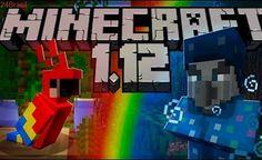 TUDO QUE VOCÊ PRECISA SABER! - Minecraft 1.12
