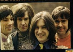See The Kinks pictures, photo shoots, and listen online to the latest music. Ray Davies, The Kinks, Latest Music, Happy Thoughts, Lunges, Cool Bands, Musicals, Photoshoot, Couple Photos