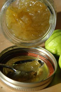 Key Lime Marmalade