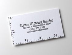 BUSINESS CARD DESIGN typography , creative , graphic , layout designed by . Armin...