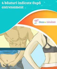 4 băuturi indicate după #antrenament  După o sesiune de antrenament, optează #pentru alimente și băuturi care te #ajută să te recuperezi și să îți refaci forța fizică, fără însă a-ți da un plus de calorii.
