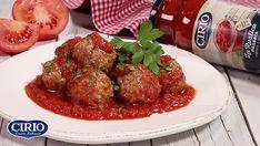 #Polpette al #sugo || #Cirio, gusta la nostra #ricetta. #meat #meatballs #carne #recipe #food