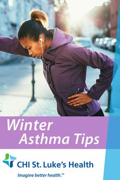 #Asthma can get worse during the winter season as cold and flu viruses spread. Discover how to prevent asthma attacks, and have an asthma action plan for the cold winter season.