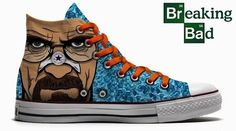 Breaking bad Converse Chuck Taylor Sneakers 5591d3324