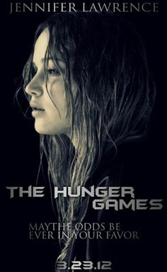 Katniss Everdeen voluntarily takes her younger sister's place in the Hunger Games, a televised fight to the death in which two teenagers from each of the twelve Districts of Panem are chosen at random to compete. Hunger Games Poster, Hunger Games Movies, The Hunger Games, Hunger Games Catching Fire, Hunger Games Trilogy, Suzanne Collins, Jenifer Lawrens, Jennifer Lawrence Hunger Games, Science Fiction