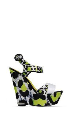 Sandali con tacco Donna - Calzature Donna su Just Cavalli Online Store