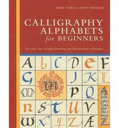 Presenting advice and instruction on a more basic level than found in most other calligraphy books, this brand-new title starts with fundamentals. It takes absolute beginners by the hand and walks them through 15 key alphabets. The author guides neophyte calligraphers stroke-by-stroke in the process of creating each elegant letter. Entry-level students of the art will quickly learn to create beautiful scripts for . . . Greeting Cards Scrapbooks Party Invitations and Favors Wedding…
