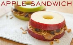 This looks delicious! Healthy Snack for the kids