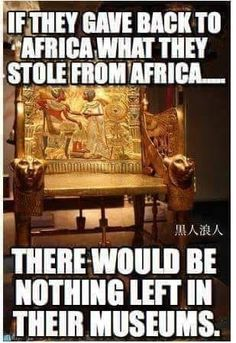 Time to give back the stolen goods! African American Inventors, African American Culture, African Life, African American History, 12 Tribes Of Israel, Black Art Pictures, Black History Facts, Black Artwork, World Religions