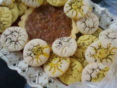 Iranian Cookie for Nowruz (new year )