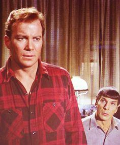 """Star Trek TOS """"City on the Edge of Forever."""""""