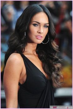 Megan Fox- hair! (face and body too lol)