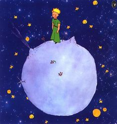 THE LITTLE PRINCE/ EL PRINCIPITO, one of those books that you love when u are a kid but you really understand when you grow up.   Google Image Result for http://familiasenruta.com/wp-content/uploads/2010/10/asteroide-el-principito1.jpg