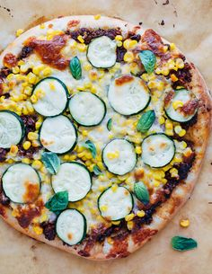 Sundried Tomato Pesto Pizza- less than 10 ingredients and 30 minutes for a…