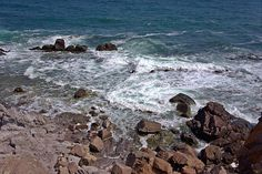 Sea Shore in the Vicinity of Sozopol VII(At the Seaside Resort in Bulgaria, Europe)