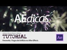 Tutorial After Effects: Fireworks/Fogos de Artifício com Partículas - YouTube