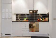 Minipiso de 40 m2 bien aprovechado   Decorar tu casa es facilisimo.com