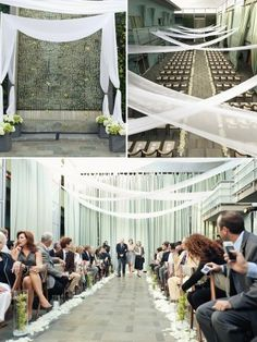 Shade Wedding Example