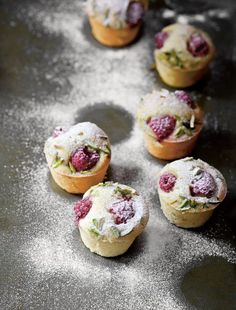 Recipe Raspberry Pistachio mini almond cakes - Claire Ptak blends savory and sweet in new cookbook (baking recipes cupcakes cookies) Cupcakes, Cupcake Cakes, Mini Cakes, Tea Cakes, Fancy Cakes, Violet Bakery, Baking Recipes, Dessert Recipes, Gourmet Desserts