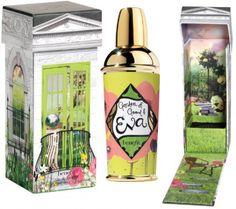 Benefit Fragrance Packaging