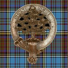 Clan Anderson scottishclancrests.co.nz