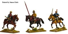 WR 60 Light Cavalry 1450-1500, Perry Miniatures