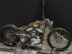Bobber Inspiration | Shovelhead | Bobbers and Custom Motorcycles