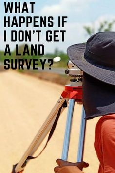 Many times, rural land owners do not need a survey. The county GIS map and /or the legal description and parcel outline will suffice. Sometimes it will be obvious where your property boundaries begin and end. In other cases, there is no one for miles around and no one is using the property boundary at all. There are several cases where a land survey is important- read more.... Land Survey, Investing In Land, Safe Investments, Build Your Own House, Vacant Land, Little Cabin, How To Buy Land, Off The Grid, Land For Sale