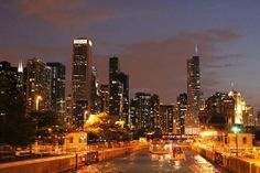 Chicago. My kind of town.
