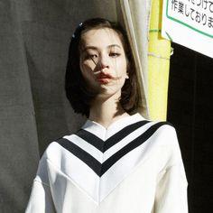 GIRL CRUSH Kiko Mizuhara for Vogue Girl