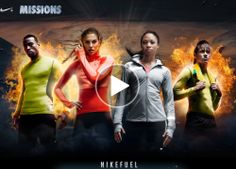 Nike takes gamification to the next level with NikeFuel Missions