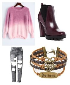"""""""Untitled #661"""" by jamiesowers14 on Polyvore featuring Charles David"""