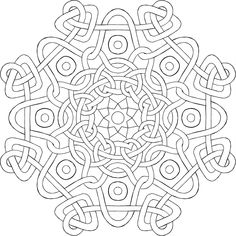 """Lover's Knot"" - a free printable mandala coloring page for you to color and share. https://mondaymandala.com/m/lovers-knot?utm_campaign=sendible-all&utm_medium=social&utm_source=sendible&utm_content=lovers-knot#utm_sguid=173370,a3a9e249-8757-ceb1-e894-c76c34cc36f1"